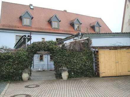 Wohn- Geschäftshaus in zentraler Lage in Hollfeld zu verkaufen