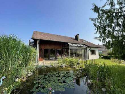 Einfamilienhaus am Rande eines ruhigen Wohngebiets! *RESERVIERT*
