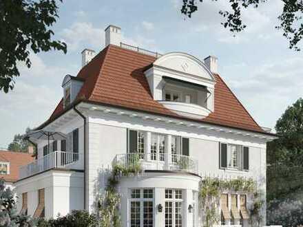 Viel Raum um Ihre Träume wahr werden zu lassen - Villa im Herzogpark