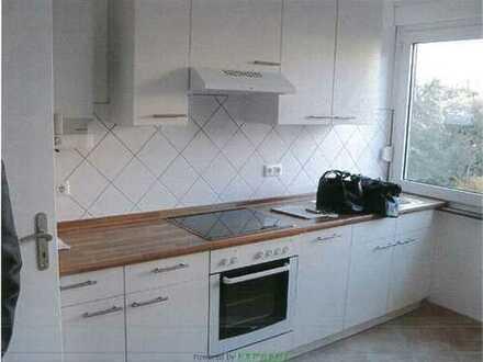 Gepflegte 3 Zimmer- Wohnung mit Balkon u. Einbauküche Nähe Städtischen Kliniken