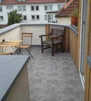 Über den Dächern Hildesheims
