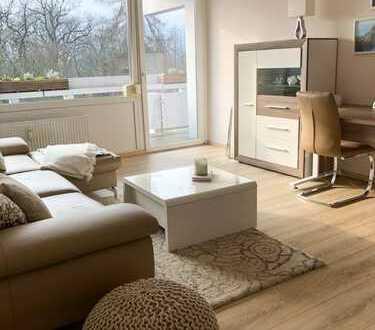 Hochwertige 2,5-Zimmer-Wohnung mit traumhaftem Ausblick über Bayreuth