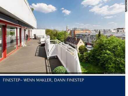 Traumhafte Dachterrassenwohnung in bester Lage am Westpark