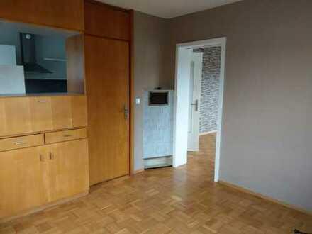 Sanierte 3,5-Zimmer-Erdgeschosswohnung mit Balkon und Einbauküche in Lonsee