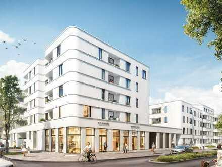 Zentral und im Grünen: die Lindenhöfe punkten mit perfekter Lage und viel Wohnkomfort