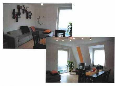 Schöne 3 Zimmer Wohnung im Haubenschloß 76 m² + Balkon