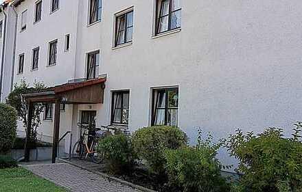 Gepflegte 2-Zimmer-Wohnung in sehr ruhiger Lage