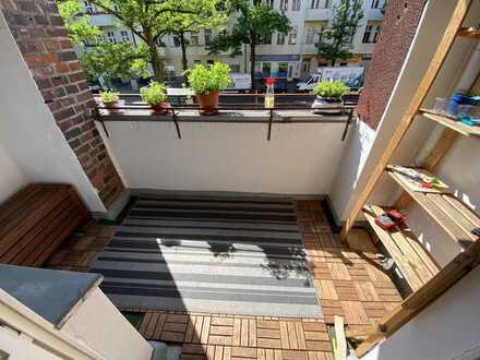 Wohnen im Baudenkmal in der beliebten Wilhelmstadt in einer sehr gut geschnittenen 2,5 Zi.-Wohnung!