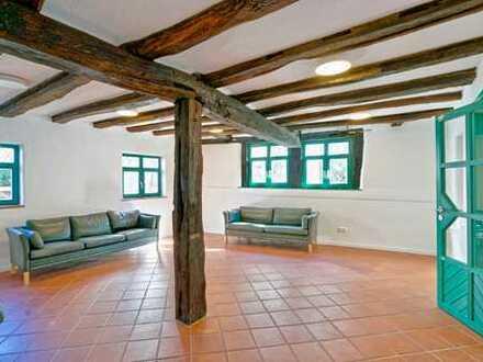 Bad Homburg san.Altbaumaisonette für Büro und Wohnen oder gr. Familie