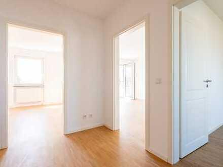 Frisch sanierte, helle 3-Zimmer-Wohnung in zentraler Lage