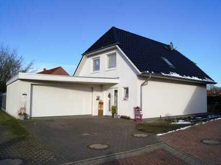 Huntlosen: Modernes Einfamilienhaus sucht neue Besitzer!