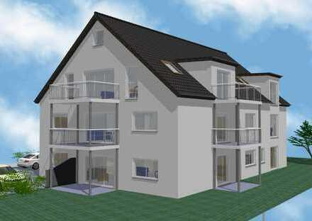 Attraktive Neubau Wohnung zur Miete, 3-Zimmer-Wohnung mit 2 Balkonen in Bielefeld-Heepen