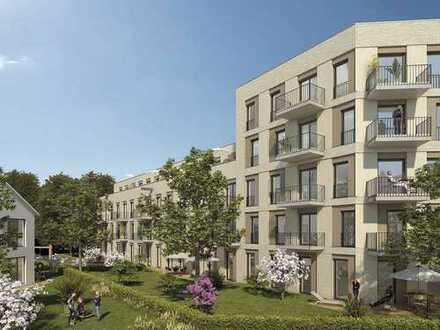 Lebensqualität in allen Facetten! 2-Zimmer Wohnung mit Balkon und Ankleide