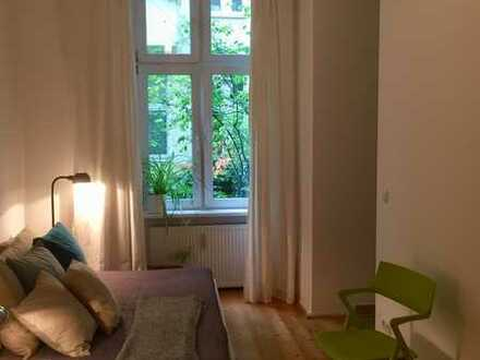 Business-Wohnung in perfekter Lage Charlottenburg/Messenähe