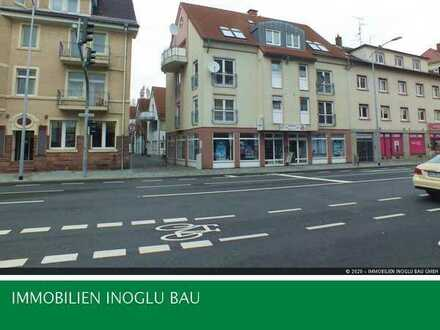 Kapitalanlage 4-Zimmerwohnung in der Innenstadt von Rüsselsheim 5% Rendite