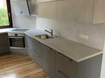 Renovierte 5-Zimmerwohnung mit schöner Aussicht in Ispringen