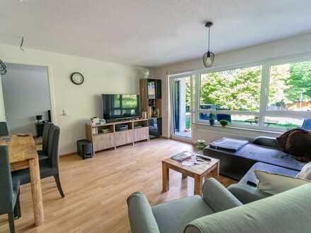 schöne und neuwertige 3-Zimmer-Wohnung mit Terrasse und Garten in Stuttgart-Feuerbach