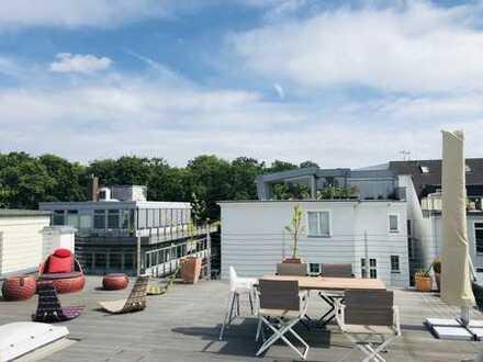 Dachgeschosswohnung Oststadt 2. OG