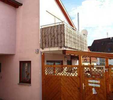 Charmantes Haus im Haus: Gemütliche Maisonette-Wohnung mit eigenem Hauseingang