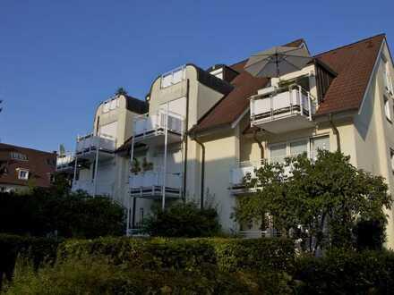 4-Zimmer-Wohnung mit 4 Balkonen und EBK in Freiburg im Breisgau