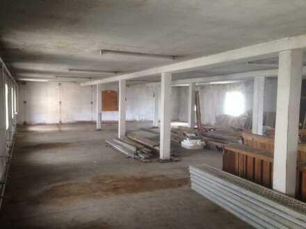 Lagerhalle - Lagerraum - Kaltlager im 1.OG bis zu 500 m²