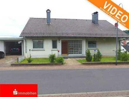 Gemütliches Einfamilienhaus mit Einliegerwohnung in Bad Salzschlirf!