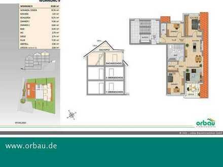 Nordrach - Familienwohnung unterm Dach * Ganz für sich