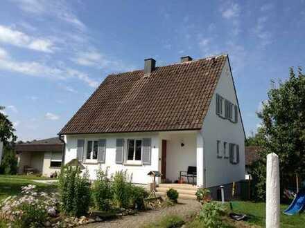 kleines Haus 4,5-Zimmer Stadtteil Bissingen