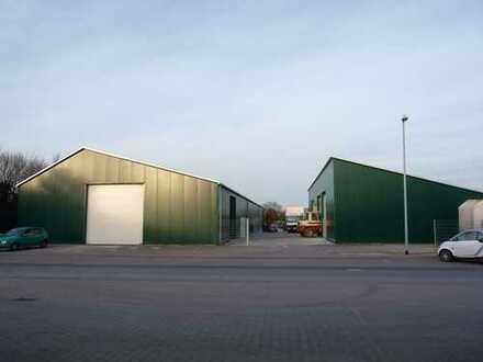 # # # Gewerbehalle in Barßel-Elisabethfehn neu zu vermieten. # # #
