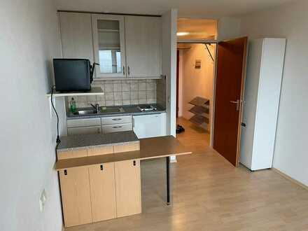 Gepflegte 1-Zimmer-Wohnung mit Balkon und EBK in Konstanz