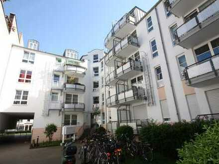 ALBERT WOLTER 1919 IVD. Gut vermietete 2-Zimmer-Wohnung als Kapitalanlage auf Erbpachtgrundstück