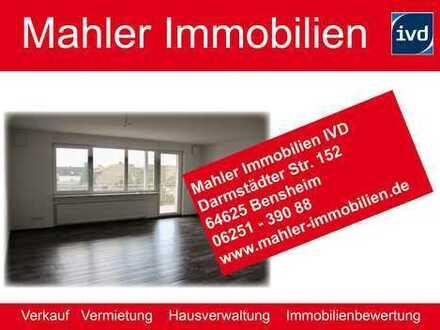 Neuwertige und geräumige Familienwohnung in Einhausen - 4 ZKB mit großem Balkon und Stellplatz