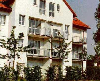 1Zimmer Appartment, 39 m², mit Einbauküche, Balkon und Tiefgaragenstellplatz in ruhiger Lage zu verm