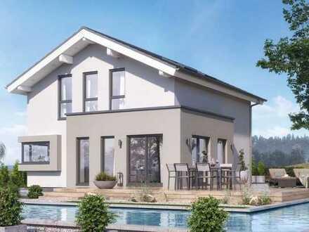 Schlüsselfertiges Einfamilienhaus - Weinberge als Nachbarn