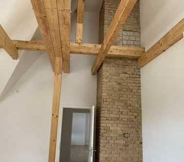 Hochwertige 2 Zimmer-Wohnung in historischen Ensemble in Beelitz-Heilstätten