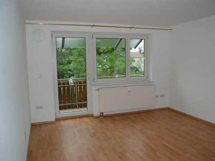 Schöne 2 Zimmerwohnung in ruhiger und gepflegter Wohnanlage in Göggingen H2F