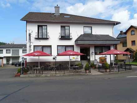 Hotel, Restaurant und 2 Wohnungen im schönen Vogelsberg