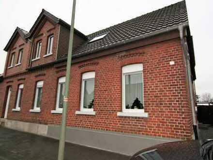 Schöne Doppelhaushälfte in Rheine - r. d. Ems
