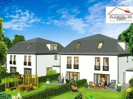 Neubau von 4 Doppelhaushälften im ruhigen Allach - Untermenzing mit direktem Bachzugang zur Würm
