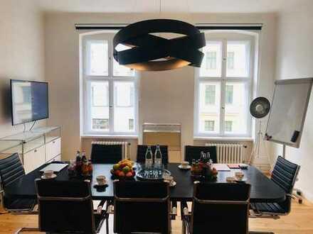 Super Zentrale Vollmöblierte Büro-/ Praxisfläche im Kreuzberger Kiez