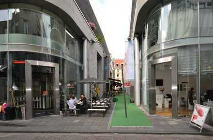 Gewerbefläche in beliebtem Einkaufsviertel