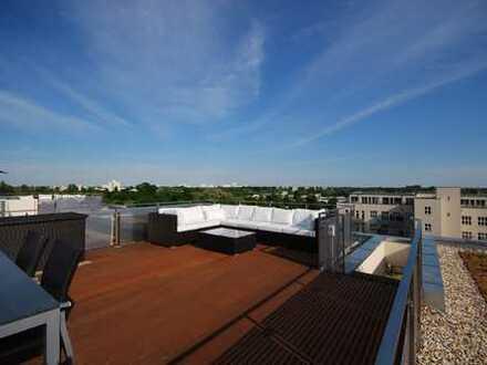 Exklusives Penthouse mit großer Dachterrasse und Weitblick