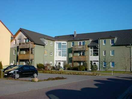 komfortable Wohnung im Zentrum mit grünen Umfeld