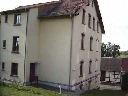 Dachgeschoss Wohnung in der Ortsmitte von Reinsdorf