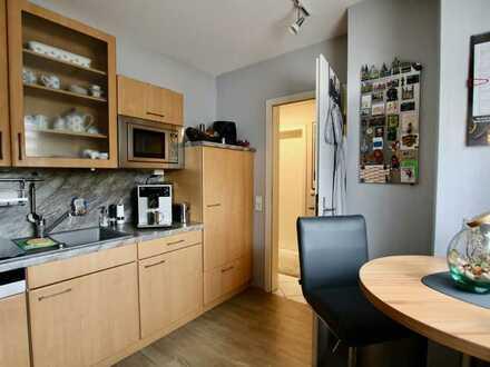 Gepflegte 3-Zimmer-Wohnung mit zwei Balkonen