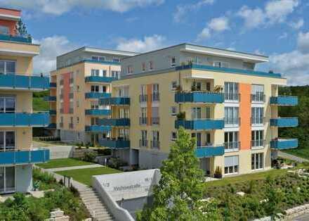 Stilvolle, neuwertige 3-Zimmer-Wohnung mit Balkon und EBK in Ulm Eselsberg