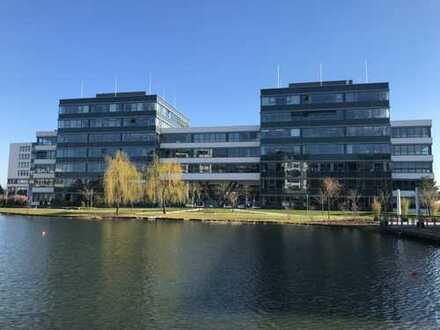 Toll ausgebaute Fläche im Business Campus Garching
