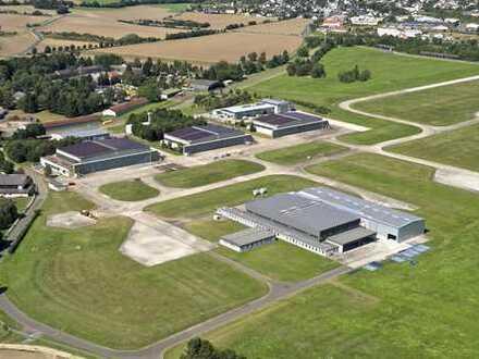 Neubau: Produktions-/Logistikhalle im TRIWO Gewerbepark Mendig