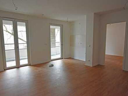 Erstbezug - Stilvolle 2-Raum-Wohnung mit Balkon
