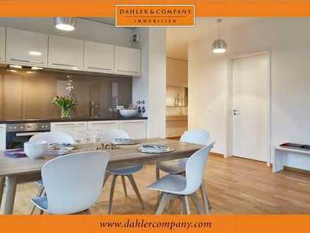 Elegante Wohnung mit großzügigem Wohn- und Essbereich